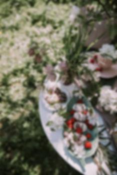 fleurs réception