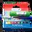 Thumbnail: Стикеры для предметов размером 12 мм х 40 мм
