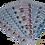 Thumbnail: Круглый стикер для предметов D-35 мм
