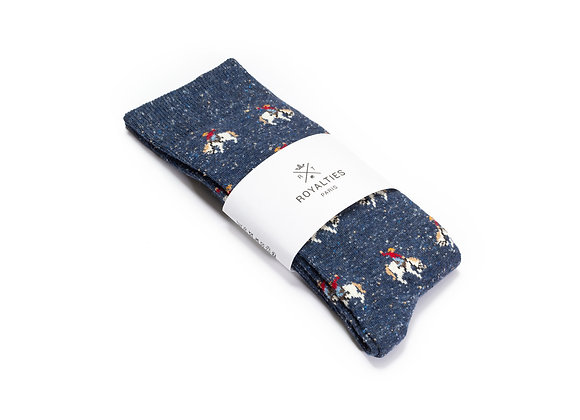 Royalties Rodeo Turquin Socks