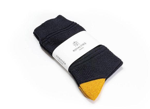 Royalties Melville Marine Socks