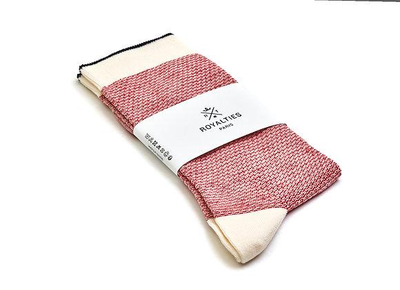 Royalties Magnus Feu Socks