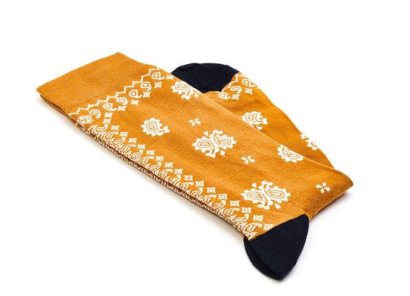 Royalties Geronimo Ocre Socks