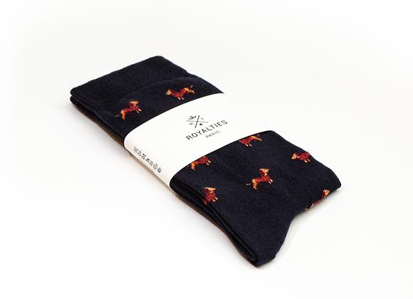 Royalties Sherlock Marine Socks
