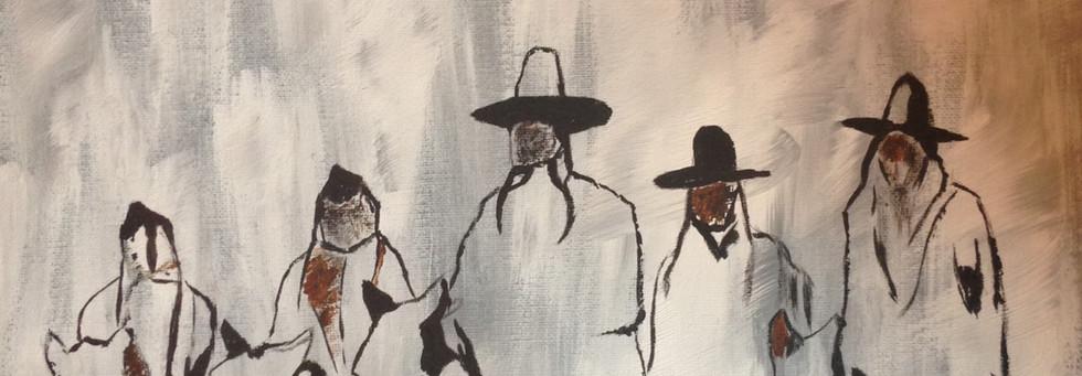 Crow Horsemen