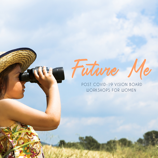 Future Me Vision Board Workshop By Linda