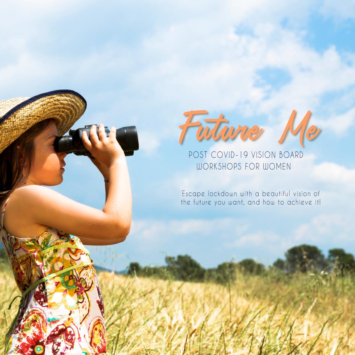 Future Me retreat by Linda Ferrari women