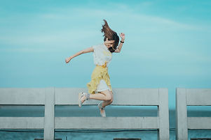 jump. Linda Ferrari Transformational Lif