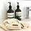 Thumbnail: Cotton Facewasher ~ pure cotton handknit wash cloth