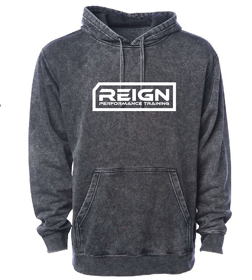 Reign Washed Hoodie