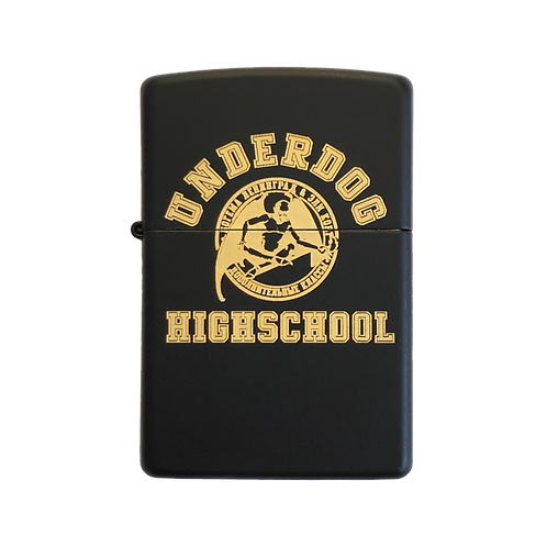 Underdog Highschool Zippo® Lighter