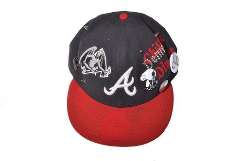 ATL Braves Scum Cap
