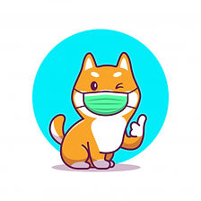 cute-shiba-inu-wear-mask-cartoon-icon-il