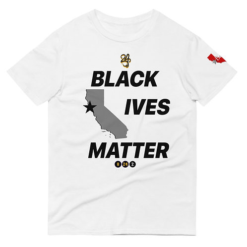 BLM RIP KB & GIGI Short-Sleeve T-Shirt