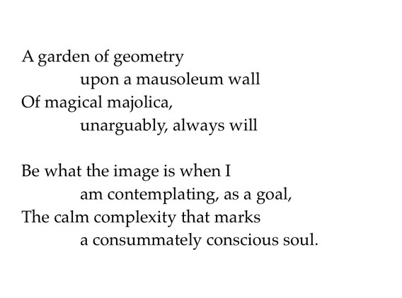 A New Diwan poem 4