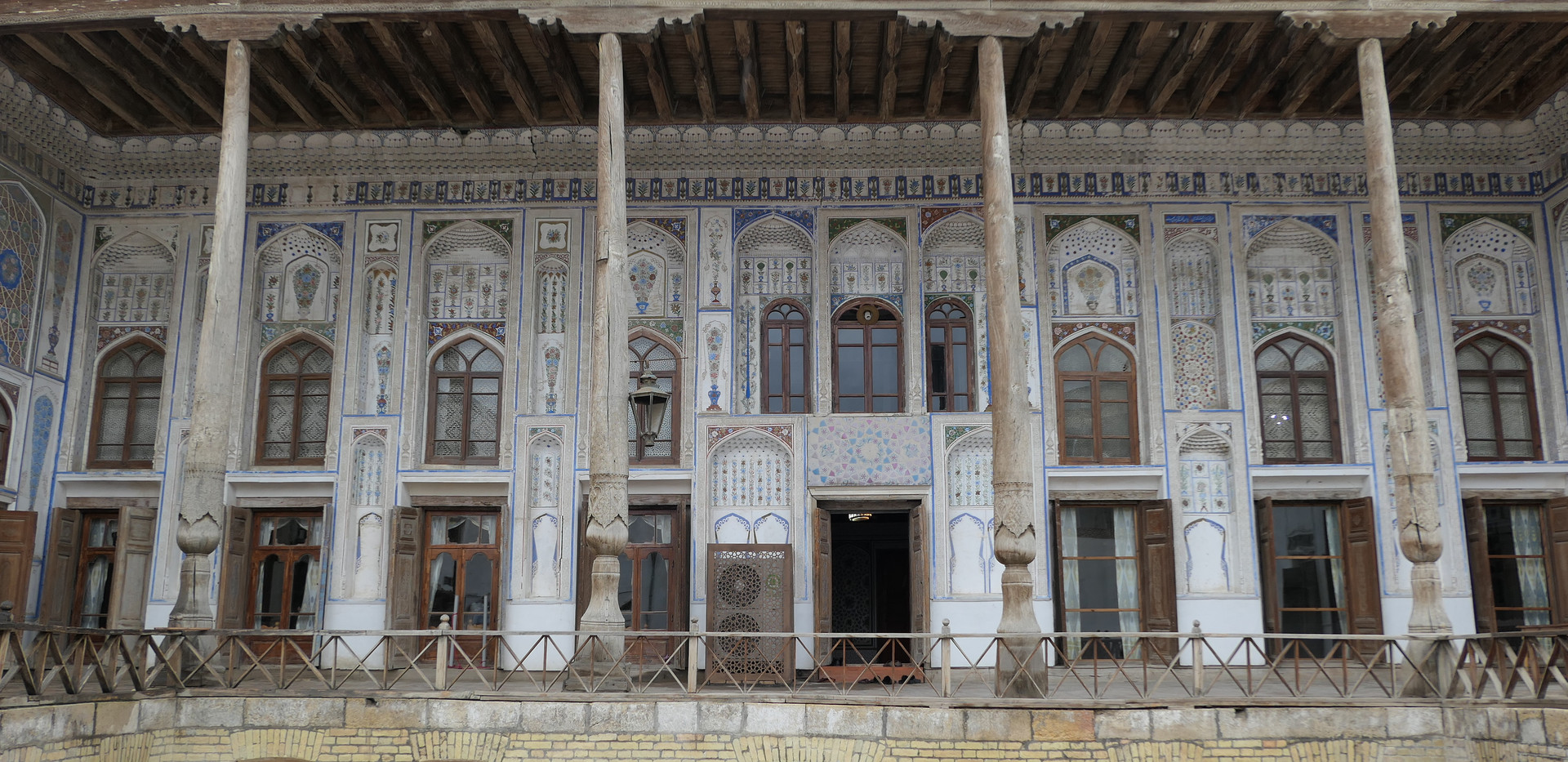 A Merchant's House And A New Diwan