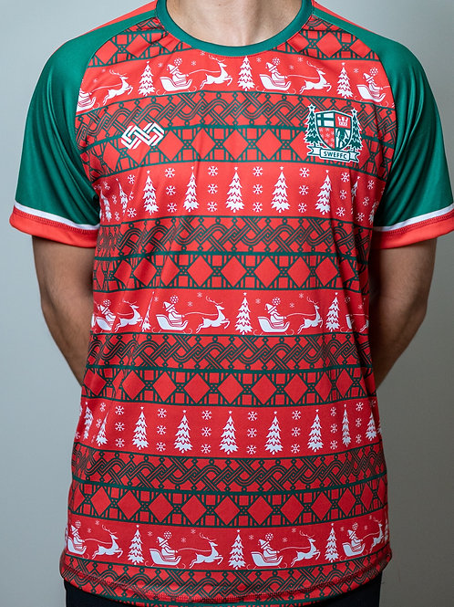 SweFFC Ugly Christmas Jersey