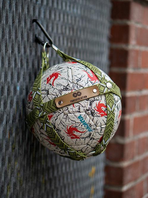 Foreverlution Ball Holder V3 (Green)