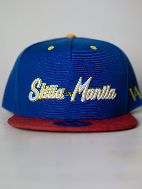 Skilla in Manila snapback