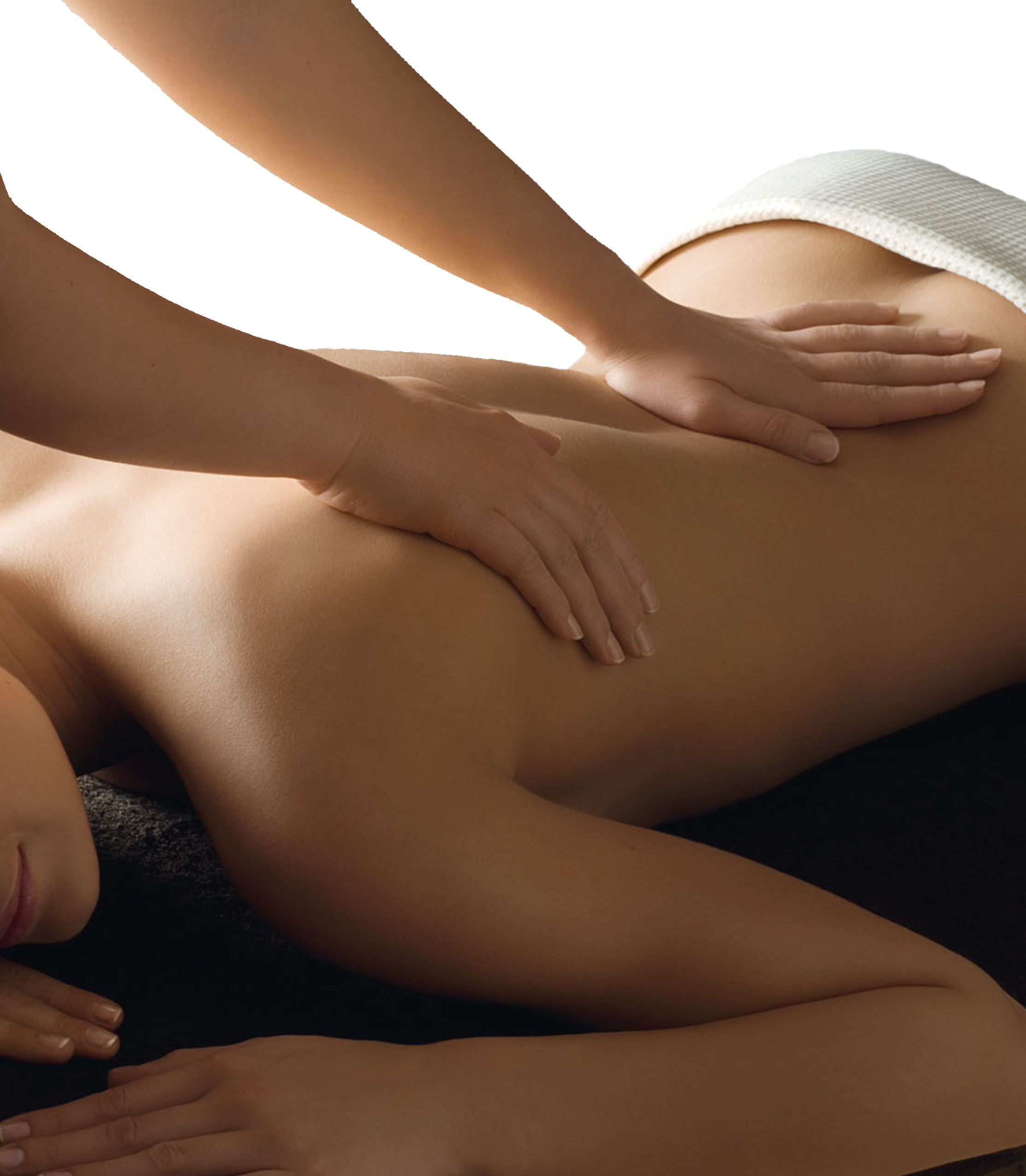 Massage ciblé Dos
