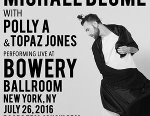 Bowery Ballroom EP Release