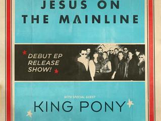 King Pony heads to DC!