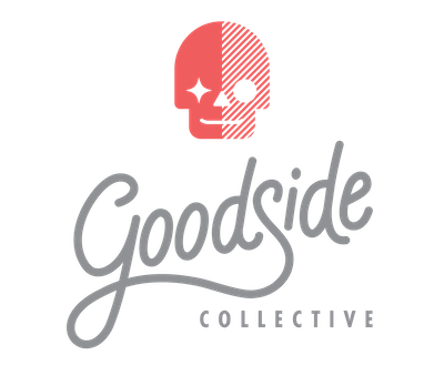 goodside_wordmark_gray_logo_red_alpha_sm