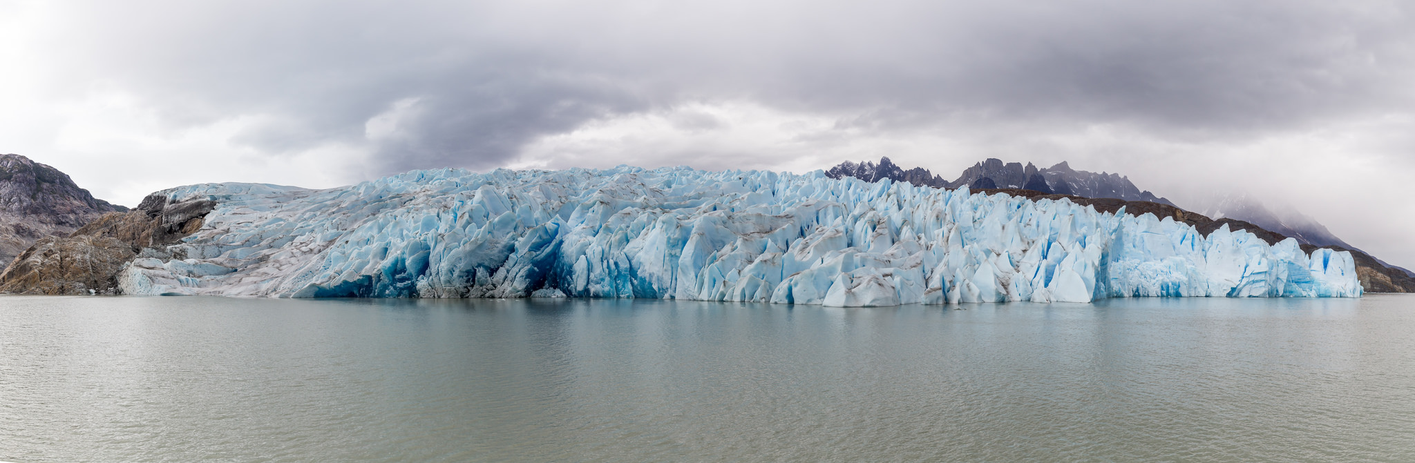 chile - grey glacier