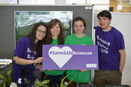 Faculty of Life Sciences Community Open Days