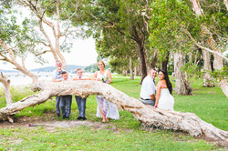 Port Stephens Wedding Photography