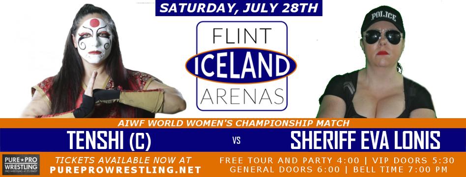 Womens Championship Match   Pure Pro Wrestling - Indy Pro