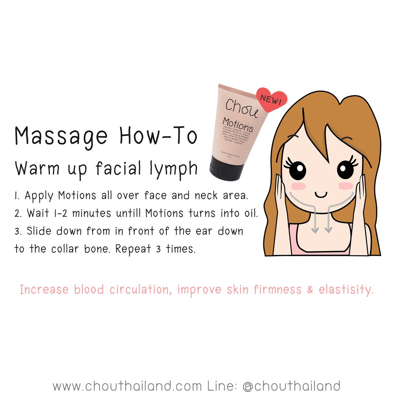 Motions Massage cream 1