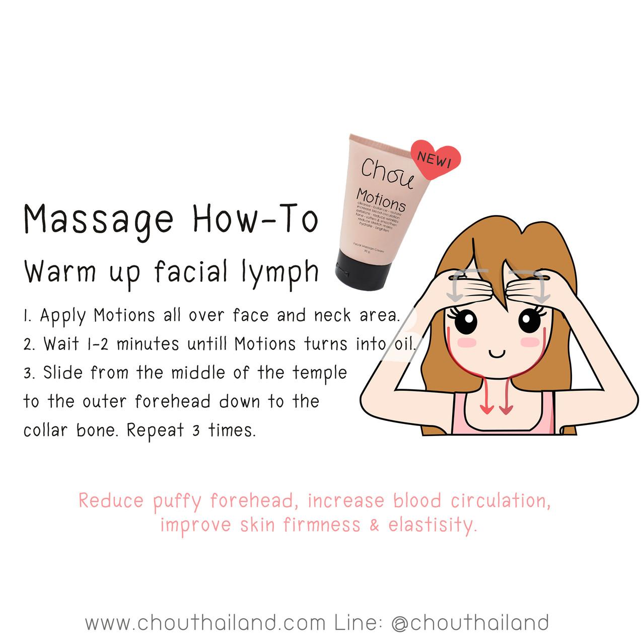 Motions Massage cream 2