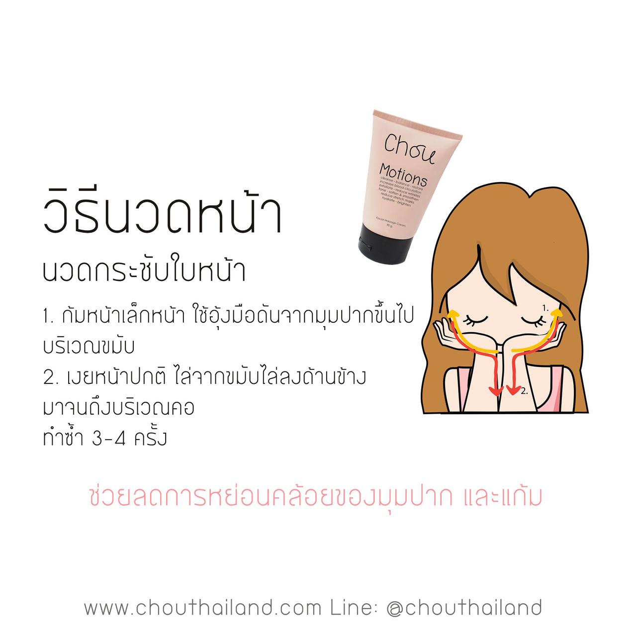 Motions Massage cream 11 shar pei massage