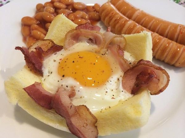 อาหารเช้า ทำเองได้ง่ายๆ