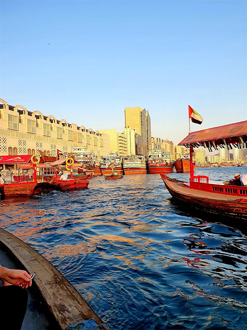 4 hrs | PRICE PER TOUR OF UP TO 8 | Private Dubai City Tour