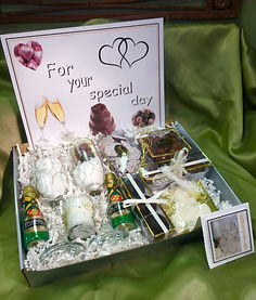 for your special day gift box