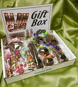 man cave gift box