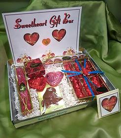 sweetheart gift box
