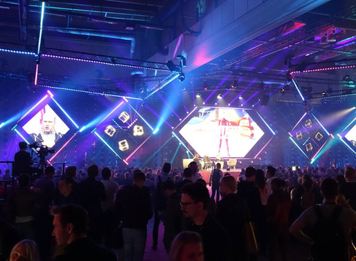 DTE attends SLUSH 2018 in Helsinki