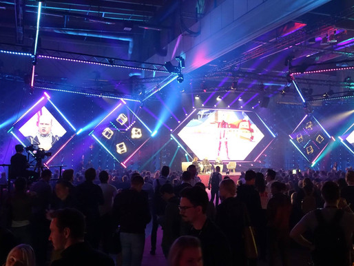 DTE attends SLUSH 2018 in Helsinki