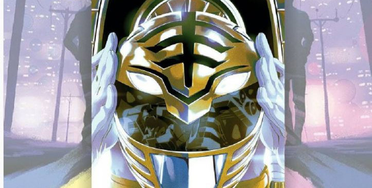 Power Ranger 02: White