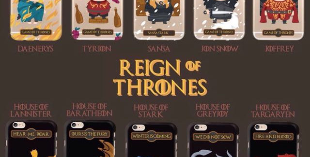 Reign of Thrones Edition