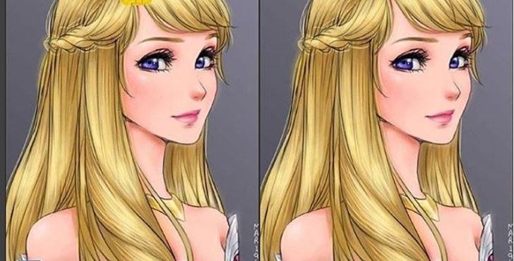 Disney Lady - Aurora