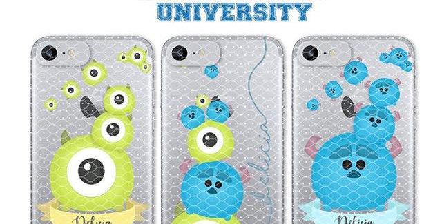 Monster University Stacking Tsum Edition