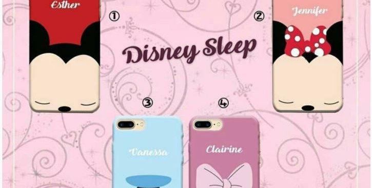 Disney Sleep Edition