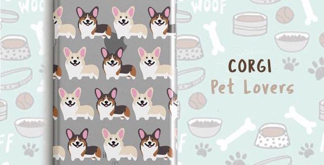 Pet Lover - Corgi Edition