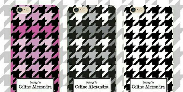 Houndstooth Series