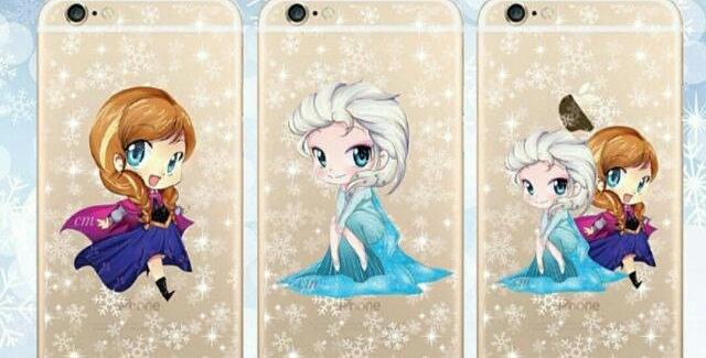 Frozen Princess Series