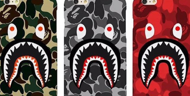 Bape Camo Shark Edition